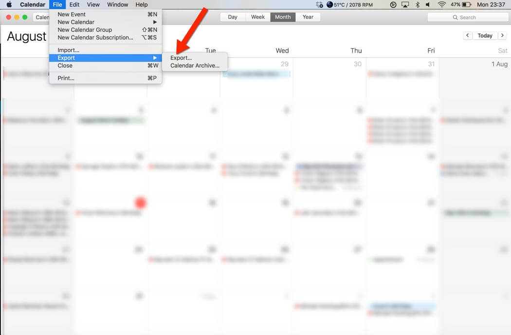 apple-calander Merge Apple ID's | Looking To Merge Your Apple ID's? Well, Here's Our Way Around It.