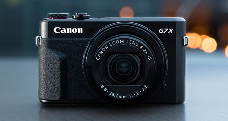 Canon-PowerShot-G7-X-Mark-II | The Top 20 Gadgets To Buy For Father's Day 2017