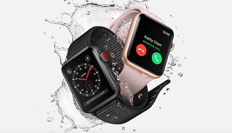 apple-watch-series-3 | The Top 20 Gadgets To Buy For Valentines Day 2018