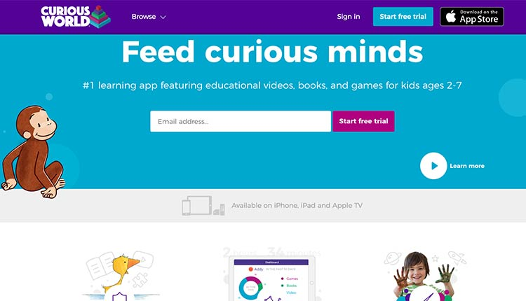 curious-world | The 10 Best Websites For Kids