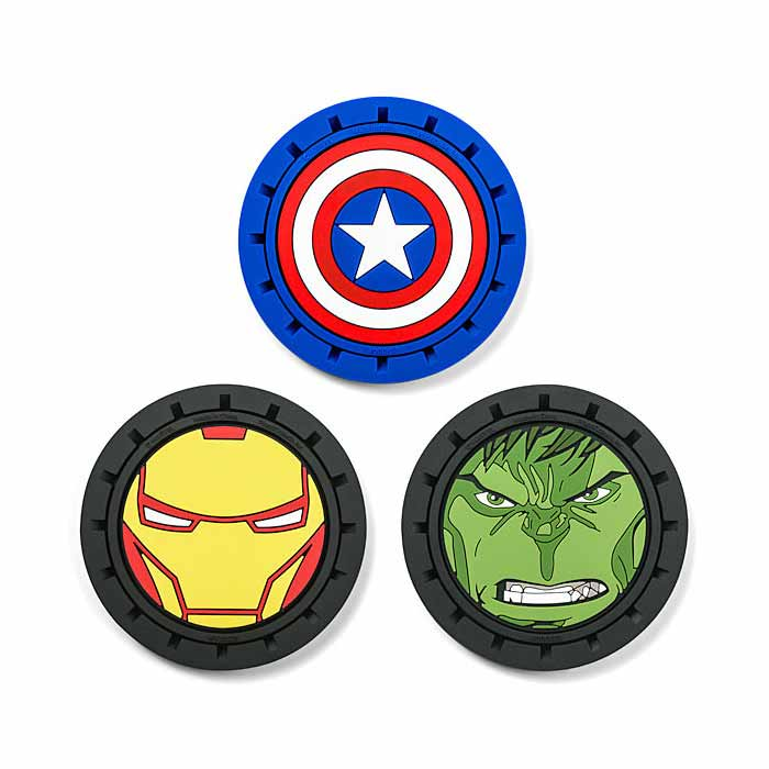 marvel coasters | Top 20 Gadgets And Accessories For Superhero Fans