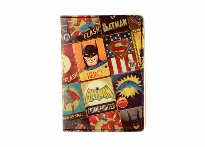 superheros passport cover | Top 20 Gadgets And Accessories For Superhero Fans