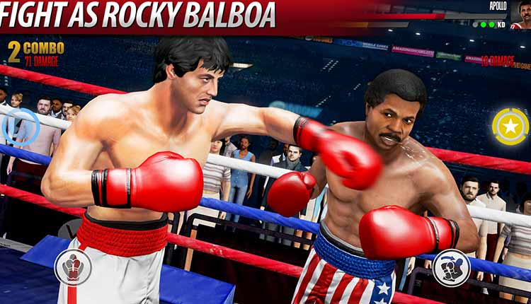 Real-Boxing-2-ROCKY | Top 5 Android Fighting Game Apps