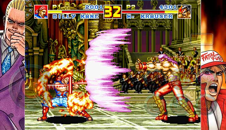 fatal-fury-special | Top 5 Android Fighting Game Apps